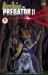 Archie Comics Group's Archie vs Predator 2 Issue # 3d