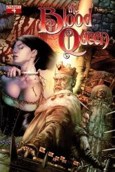 Dynamite Entertainment's Blood Queen Issue # 4