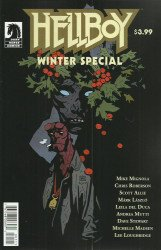 Dark Horse Comics's Hellboy: Winter Special Issue # 1