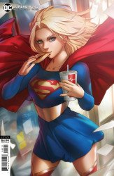 DC Comics's Supergirl Issue # 40b