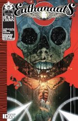IDW Publishing's Euthanauts Issue # 4ri