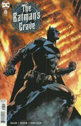 DC Comics's Batman's Grave Issue # 8