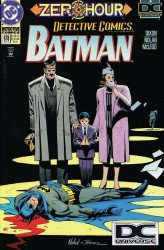 DC Comics's Detective Comics Issue # 678b