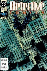 DC Comics's Detective Comics Issue # 626