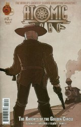Red 5 Comics's Atomic Robo: The Knights of the Golden Circle Issue # 3