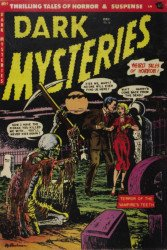 Master Publications's Dark Mysteries Issue # 15