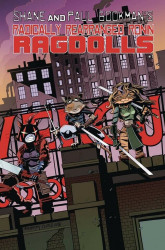 Kevin Eastman Studios's Radically Rearranged Ronin Ragdolls Issue # 1