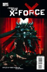 Marvel Comics's X-Force Issue # 14