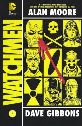 DC Comics's Watchmen: International Edition TPB # 1-2nd print