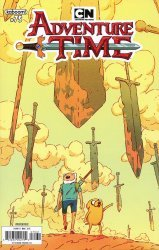 KaBOOM!'s Adventure Time Issue # 75c