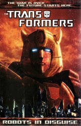 IDW Publishing's Transformers: Robots in Disguise TPB # 1b