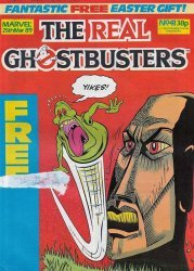 Marvel UK's The Real Ghostbusters Issue # 41