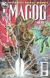 DC Comics's Magog Issue # 1