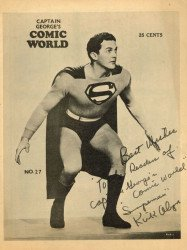 Memory Lane Publications's Captain George's Comic World Issue # 27