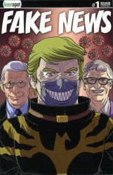 Keenspot Entertainment's Donald Who Laughs Issue # 2f