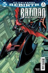 DC Comics's Batman Beyond Issue # 5b
