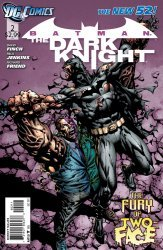 DC Comics's Batman: The Dark Knight Issue # 2