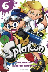 Viz Media's Splatoon Soft Cover # 6