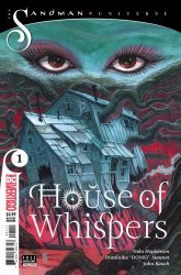Vertigo's House of Whispers Issue # 1