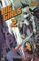 Image Comics's Big Girls Issue # 2