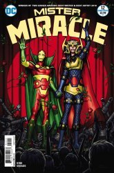 DC Comics's Mister Miracle Issue # 12