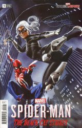 Marvel Comics's Marvel's Spider-Man: The Black Cat Strikes Issue # 1d
