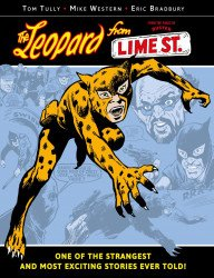 Rebellion's The Leopard From Lime Street Soft Cover # 1