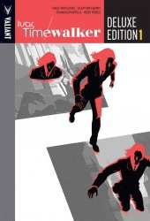 Valiant Entertainment's Ivar, Timewalker: Deluxe Edition Hard Cover # 1