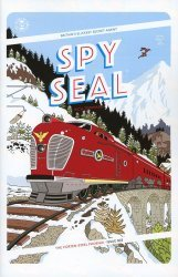 Image Comics's Spy Seal Issue # 3