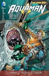 DC Comics's Aquaman Hard Cover # 5