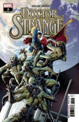 Marvel Comics's Doctor Strange Issue # 2