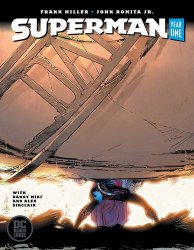 Black Label's Superman: Year One Hard Cover # 1