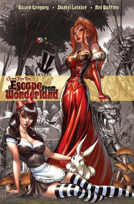 escape from wonderland Alice in wonderland escape game this is an alice in wonderland game with a difference, so, if you're a young kid, look away now alice is dead yup, totally, utterly dead and she's not going to get better any time soon so if you're not alice, who are you and can you escape from this less than wonderland.
