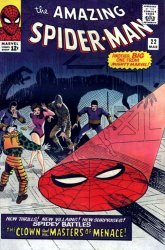 Marvel Comics's The Amazing Spider-Man Issue # 22