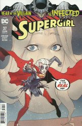 DC Comics's Supergirl Issue # 37