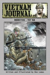Caliber Entertainment's Vietnam Journal TPB # 5