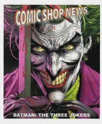 Comic Shop News's Comic Shop News Issue # 1712