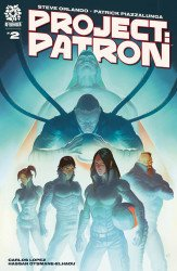 AfterShock Comics's Project Patron Issue # 2