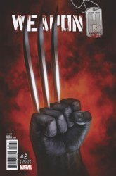 Marvel Comics's Weapon H Issue # 2b