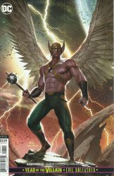 DC Comics's Hawkman Issue # 16b
