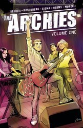 Archie Comics Group's The Archies TPB # 1