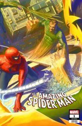 Marvel Comics's The Amazing Spider-Man Issue # 1alex ross-b