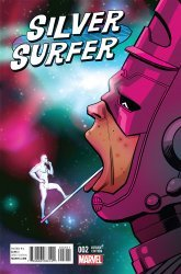 Marvel's Silver Surfer Issue # 2b