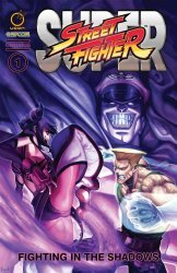UDON Entertainment's Super Street Fighter Omnibus TPB # 1