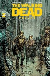 Image Comics's The Walking Dead: Deluxe Issue # 4