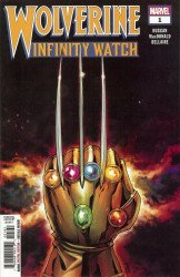 Marvel Comics's Wolverine: Infinity Watch Issue # 1walmart
