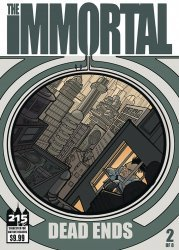 215 Ink's The Immortal TPB # 2