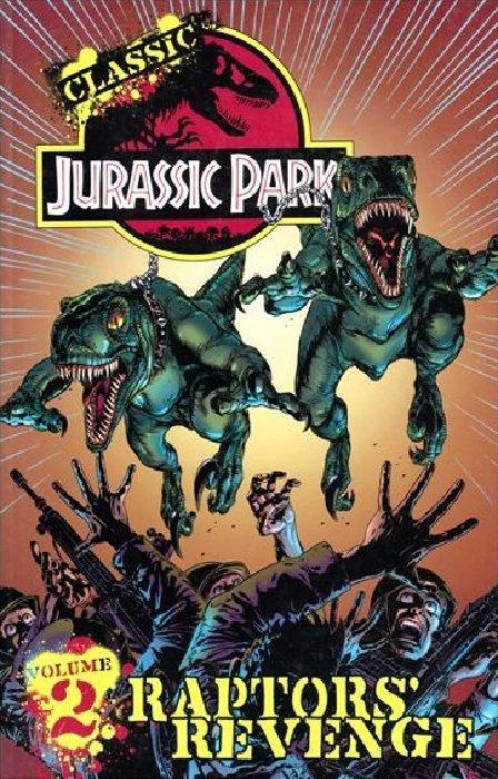 Modern Age (1992-now) Jurassic Park #1b Idw Vf