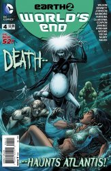 DC Comics's Earth 2: World's End Issue # 4