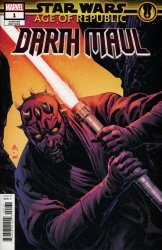 Marvel Comics's Star Wars: Age of Republic - Darth Maul Issue # 1c